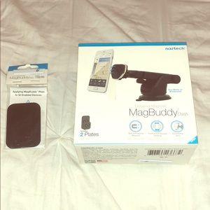 Accessories - Mag Buddy Phone Dash Holder, Brand New